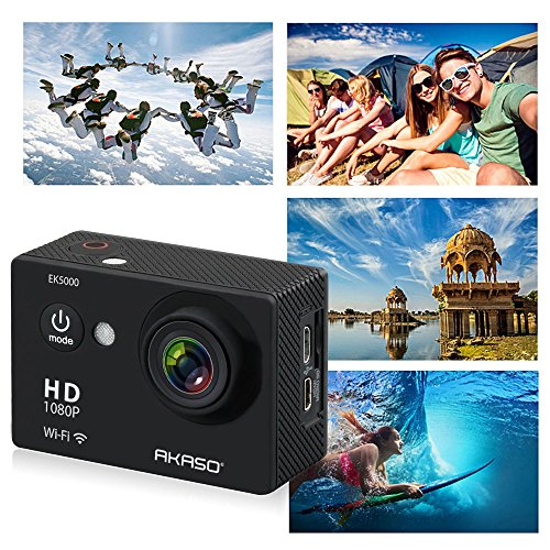 AKASO-EK5000-1080p-WIFI-Sports-Action-Camera-12MP-HD-Waterproof-Camcorder-2-LCD-Screen-170Degree-Wide-Angle