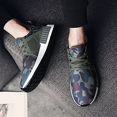 LITTHING Sneaker Multicolore mimetico uomo Multicolore Sneaker uomo uomo LITTHING mimetico Sneaker LITTHING pTZpwg