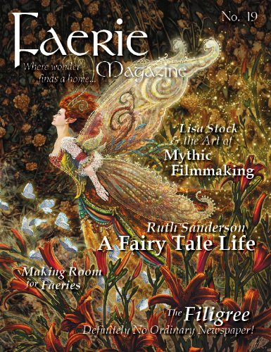 Faerie Magazine #19 (Toby And The Secrets Of The Tree)