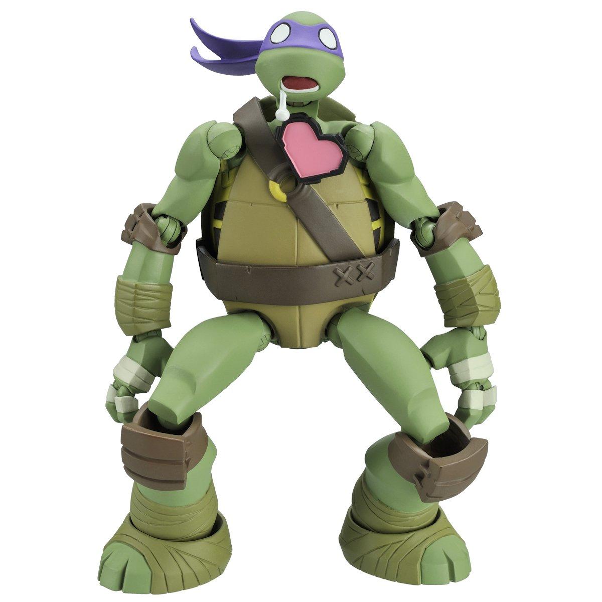 Teenage Mutant Ninja Turtles Revoltech Donatello Figura De ...