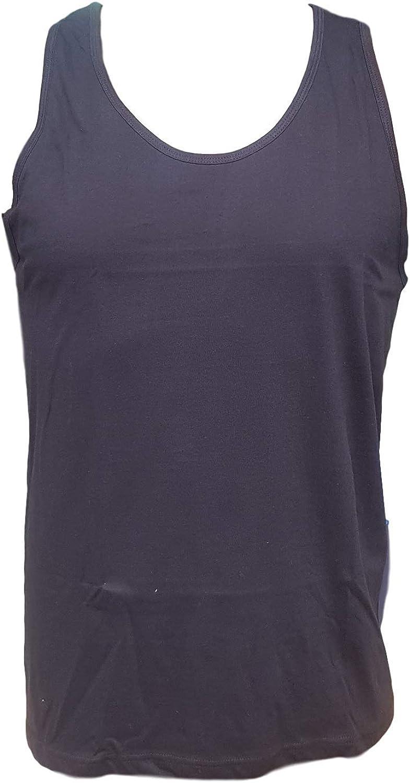 El Cangrejo Camiseta Hombre Vogatore Hombro Ancho en Mezcla algodón Peinado GT102: Amazon.es: Ropa y accesorios