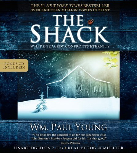 By William P. Young The Shack (Unabridged) [Audio CD]