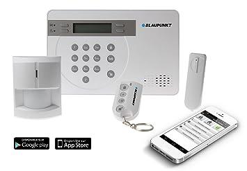 Agreable Blaupunkt SA2700 FR Alarme Maison Sans Fil GSM (centrale + Détecteur De  Mouvement + Contact Inspirations De Conception