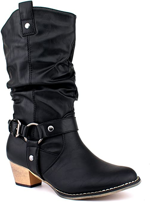 10 Most Comfortable Women's Cowboy Boots for Everyday Walk – (Review 2020) 2