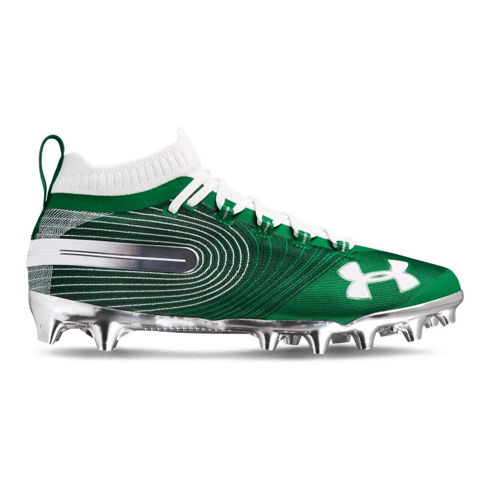 8.5, Green Under Armour UA Highlight Lux mc