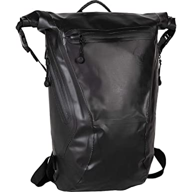 040bc717ee Body Glove Advenire Waterproof Vertical Roll-top Backpack-Black