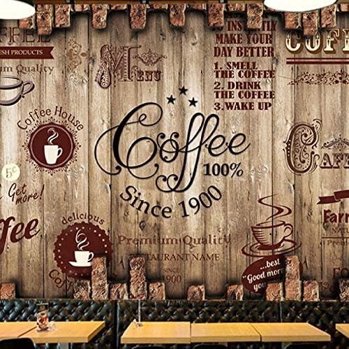 Lcymt 壁の壁画壁紙ヴィンテージ背景廊下寝室3D壁紙家の装飾ホテルKvtサロン宴会場不織布-150X120Cm