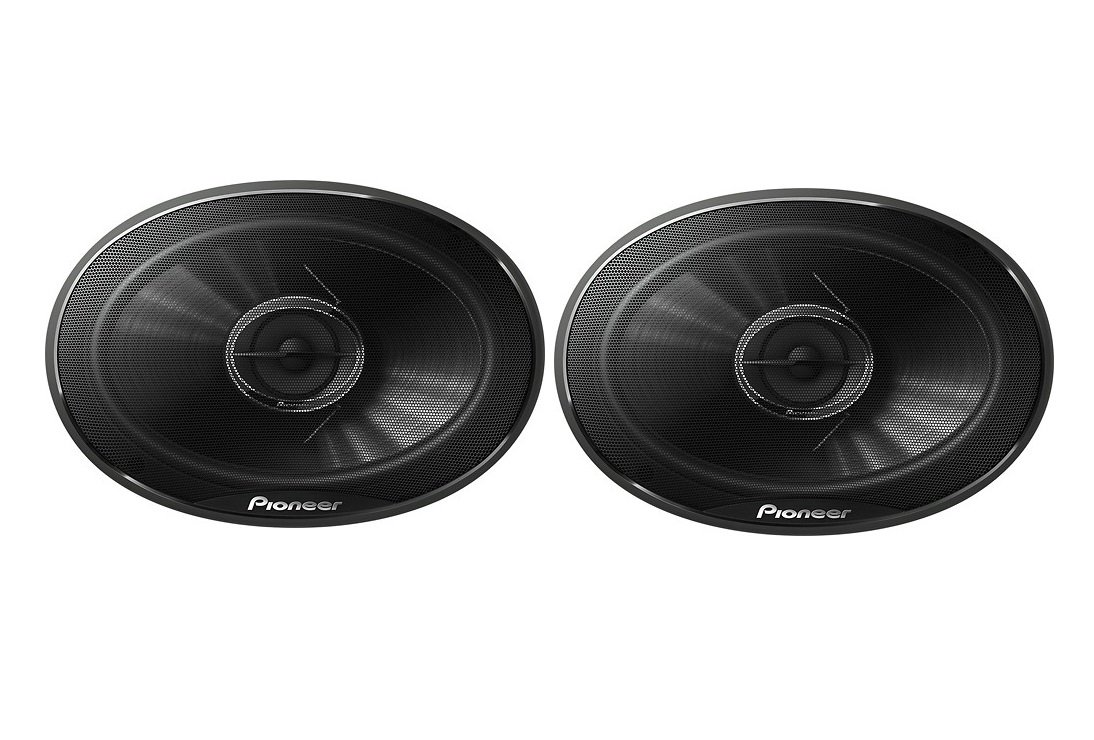 Pioneer Ts G1645r 250w 65 2 Way G Series Coaxial Car Wiring For Front Component Speakersimg13691jpg Speakers Electronics