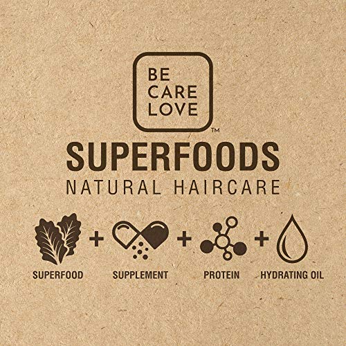 Be Care Love SuperFoods Shampoo & Conditioner Liter Duo Packs