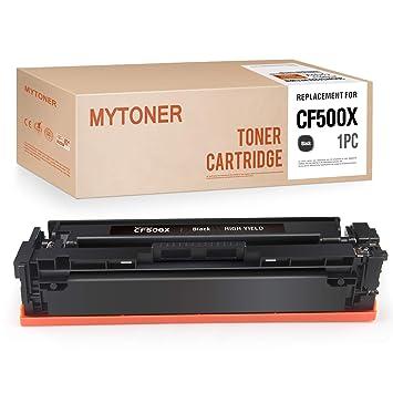 Amazon.com: MYTONER - Cartucho de tóner compatible con HP ...