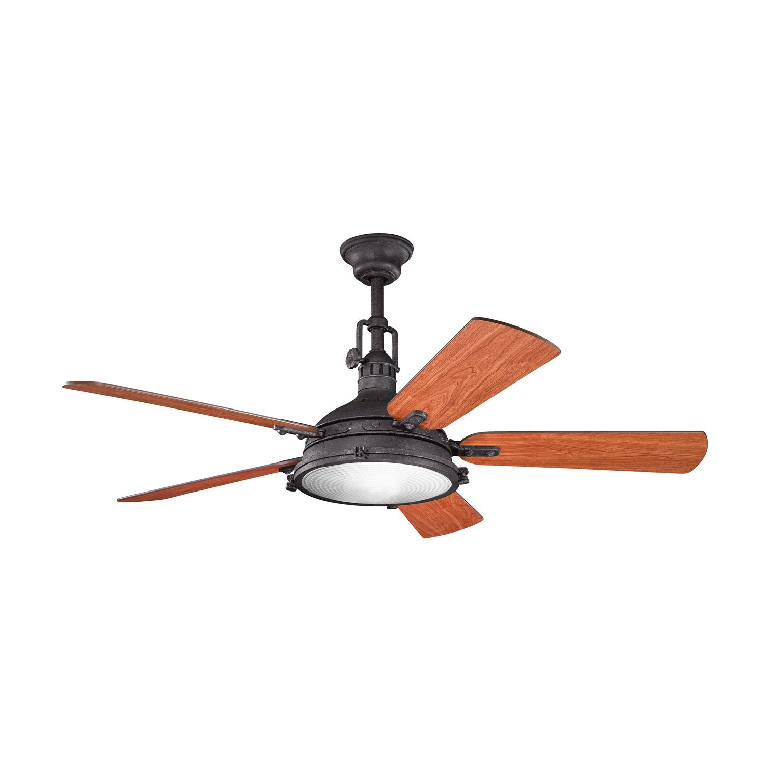 kichler 300018obb 56 ceiling fan amazon com