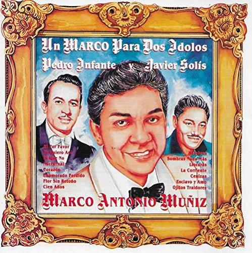 Un low-pricing Very popular Marco Para Dos Idolos
