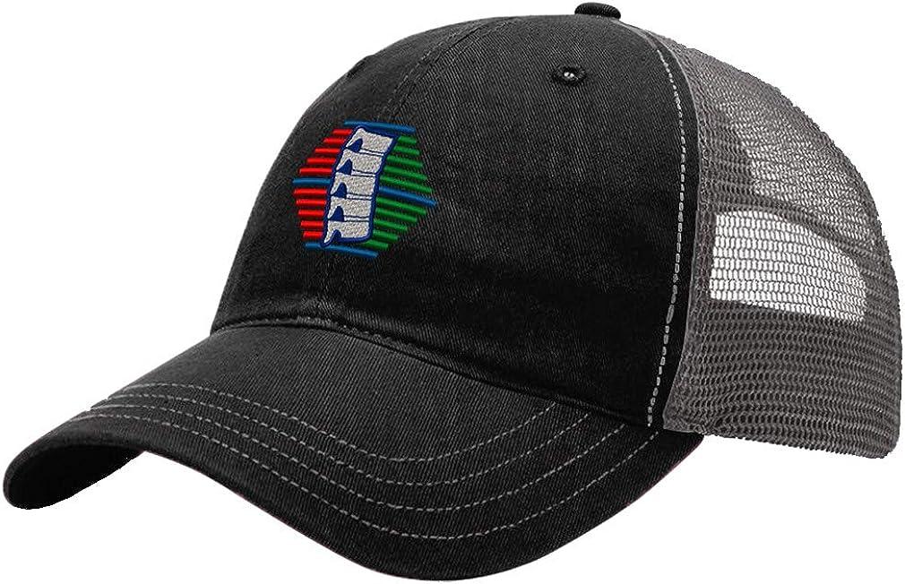 Custom Trucker Hat Richardson Chiropractic Logo Occupation B Sewed Cotton Snaps