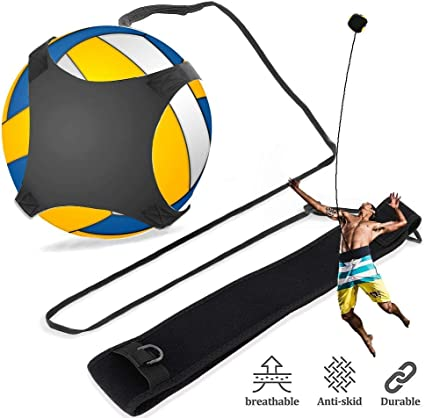 Soccer Football Kick Throw Trainer Solo Practice Training Aid Control Skill WE8