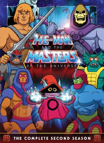 He-Man and the Masters of the Universe: Season 2 (Set Heman Box)