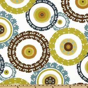 Amazon.com: Swavelle/Mill Creek Indoor/Outdoor Wolfram Cabana Fabric