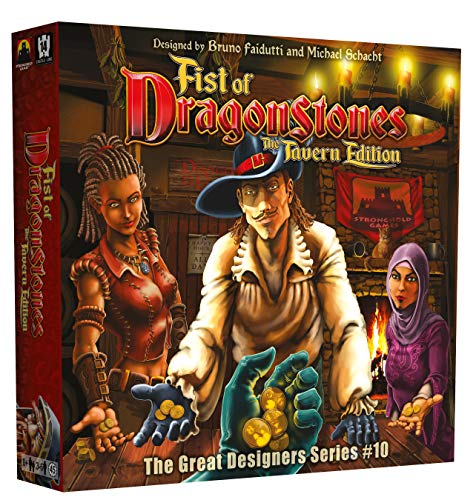 Stronghold Games Fist of Dragonstones Tavern Edition (The Best Stronghold Game)