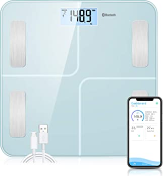 Sokoa Smart Digital Scales With USB Charger