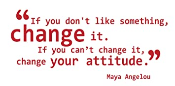 Amazon.com: Maya Angelou Comillas Pared Art. Famoso ...