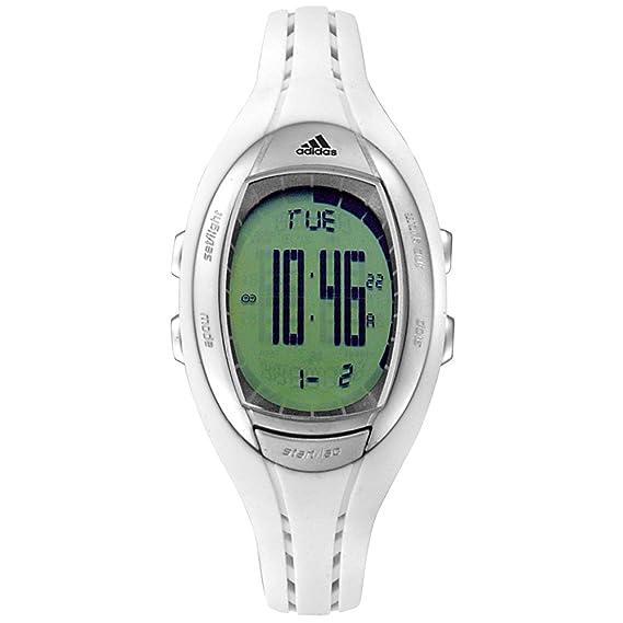 adidas ADP1650 - Reloj de Pulsera Mujer, Poliuretano, Color Blanco: Adidas: Amazon.es: Relojes