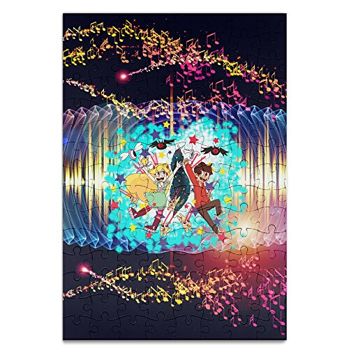 [Beauty Star Vs The Forces Of Evil 4 Personalized Picture Print 120 Piece Jigsaw Puzzle] (Devil May Cry 3 Costumes)