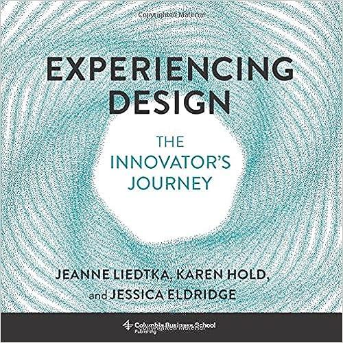 Experiencing Design Book