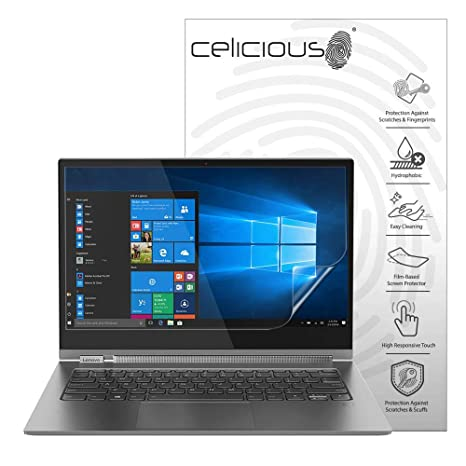 Celicious Impact Anti-Shock Shatterproof Screen Protector Film Compatible with Lenovo Yoga C930 13.9
