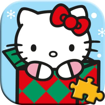 hello kitty christmas puzzles free trial edition - Christmas Puzzles Free