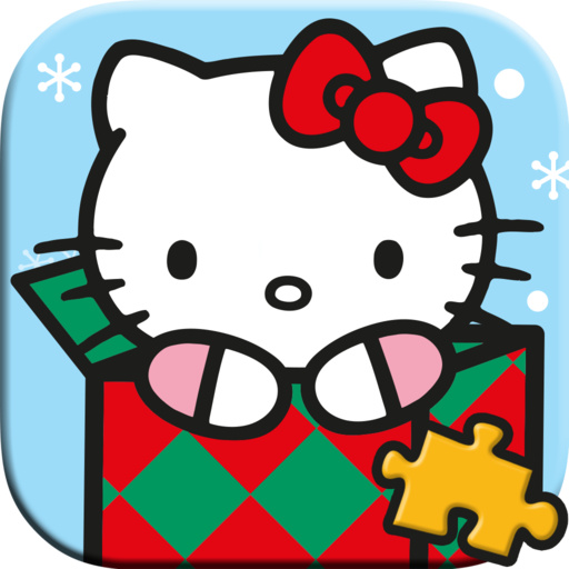Hello Kitty Christmas Jigsaw Puzzle Game for Kids - Full Version (Freetime Edition) (Best Paid Wallpaper App For Android)