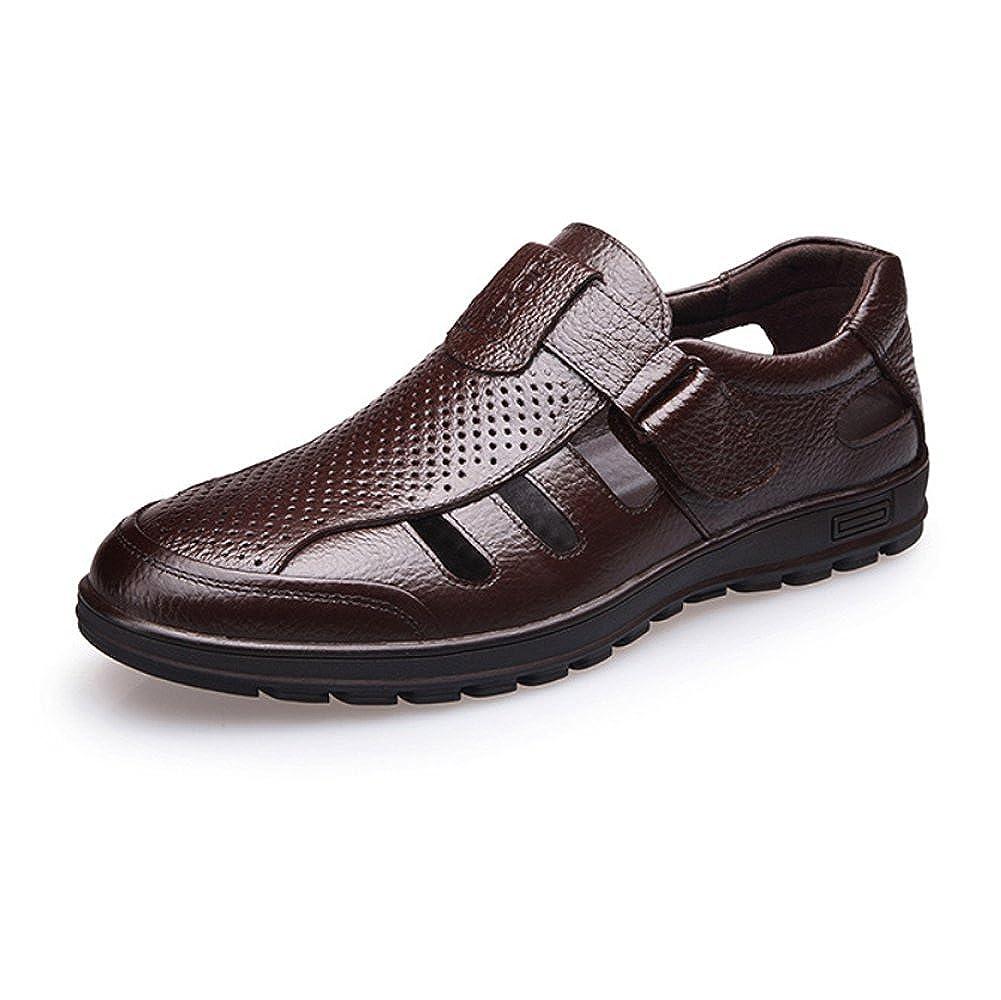NBWE Männer Männer Männer Hohlsandelholze Lüftung Lässige Füße Weichen Boden Vater Schuhe f04478