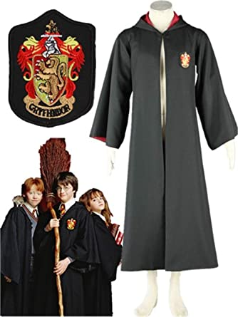 Amazon Com Youyi Harry Potter Costume Gryffindor Robe Halloween