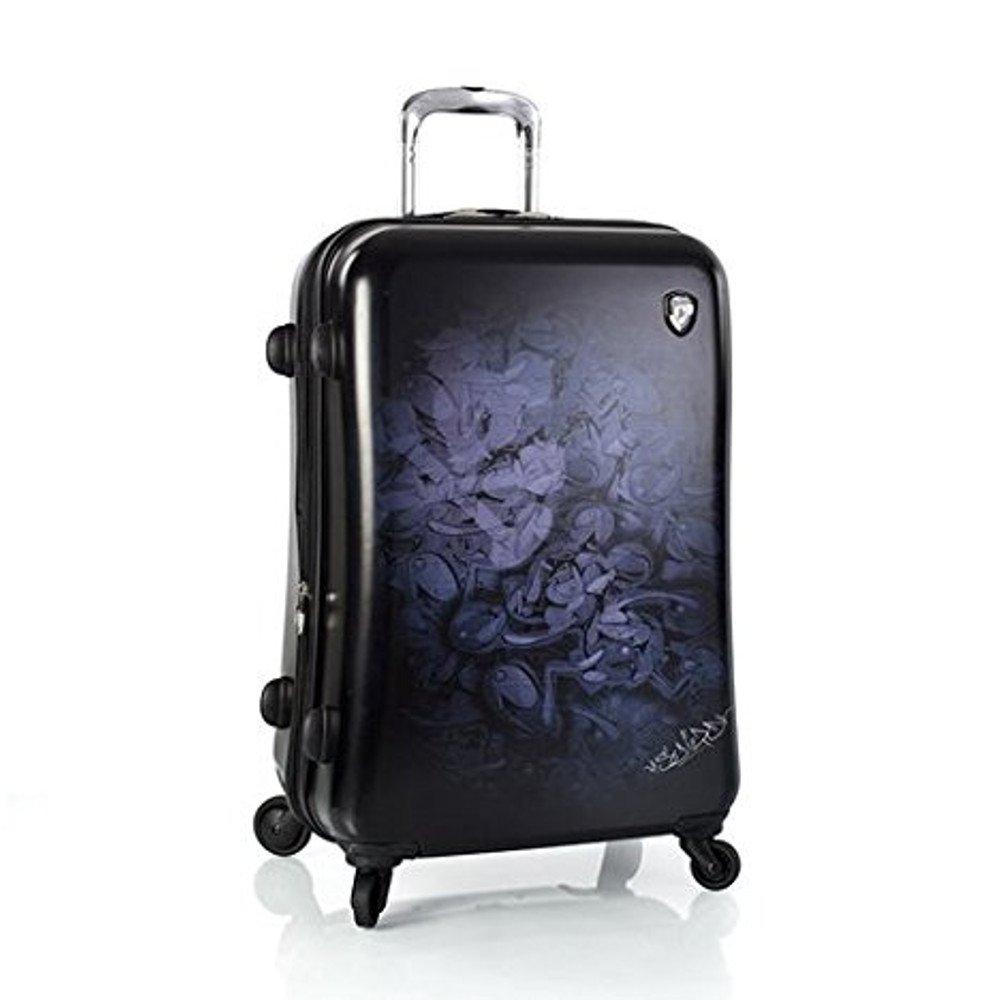 Heys DisneyミッキーHardside Luggage – bloc28ダーク[ 26インチ]   B00BGBD27A