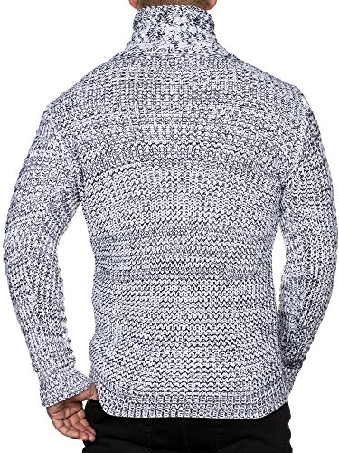 Homme Homme Weiß Pull Tazzio Tazzio Pull B6a74nwgqB