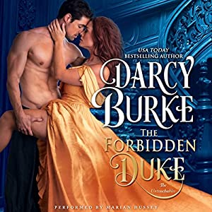 The Forbidden Duke Audiobook