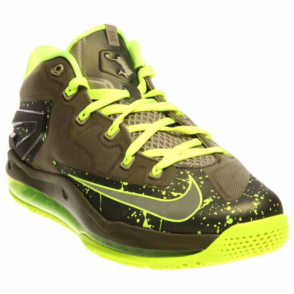 best sneakers 6b0f0 b51fe Amazon.com   Nike max Lebron XI Low Mens Basketball Trainers 642849  Sneakers Shoes   Basketball