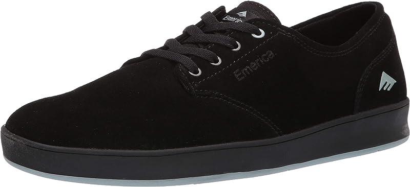 Emerica The Romero Laced Sneakers Herren Wildleder Schwarz