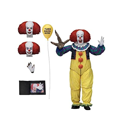 "NECA It 1990: Ultimate Pennywise 7"" Action Figure: Toys & Games"