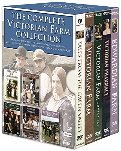 The Complete Victorian Farm Collection - 11-DVD Box Set ( Tales from the Green Valley / Victorian Farm / Victorian Farm Christmas / Victorian Pha [ NON-USA FORMAT, PAL, Reg.0 Import - United Kingdom ]