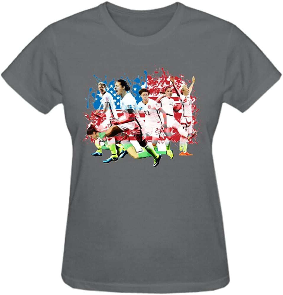 BeHappy – Copa del Mundo Nos equipo de fútbol cuello redondo algodón camisas gris: Amazon.es: Ropa y accesorios