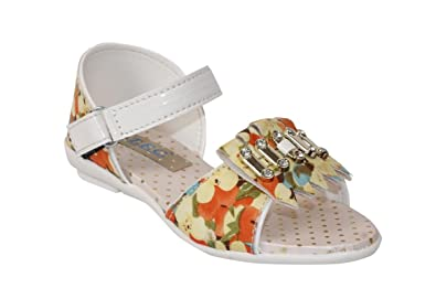 a51b19f1a398 Image Unavailable. Image not available for. Colour  Trilokani Girls Sandal