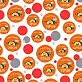 Graphics and More I'm Into Fitness Fit'ness Taco In My Mouth Funny Premium Gift Wrap Wrapping Paper Roll