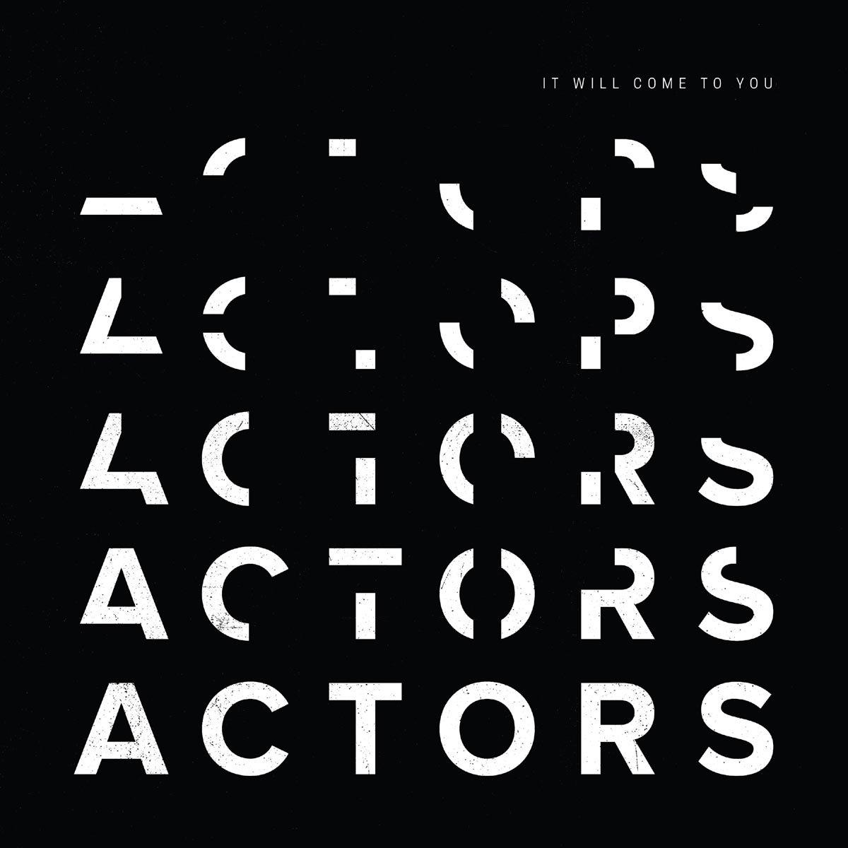 Vinilo : Actors - It Will Come To You (Colored Vinyl, Orange)