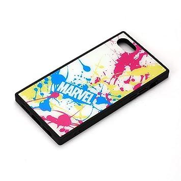 fce31d2841 Amazon   PGA iPhone 8/7/6s/6用 ガラスハイブリッドケース ...