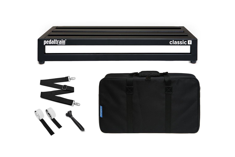 PT-CL2-SC Pedaltrain Classic 2 w/soft case