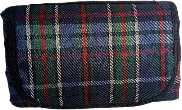 Amazon.com: ZDTXKJ Outdoor Picnic Blanket Water-Resistant ...