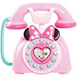 Just Play Girls Minnie Happy Helpers Rotary Phone Playset
