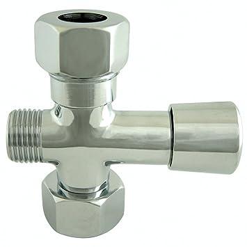 Kingston Brass Abt1060 1 Vintage Shower Diverter 2 3 4 Polished