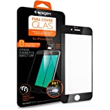 Spigen Full Cover Glass iPhone 6s Screen Protector with Tempered Glass for iPhone 6s/6 - Black