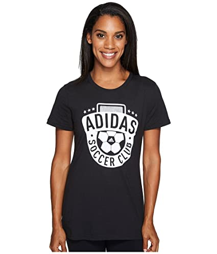 Amazon.com  adidas Women s Graphic Tee  Sports   Outdoors dd1df0e1b5