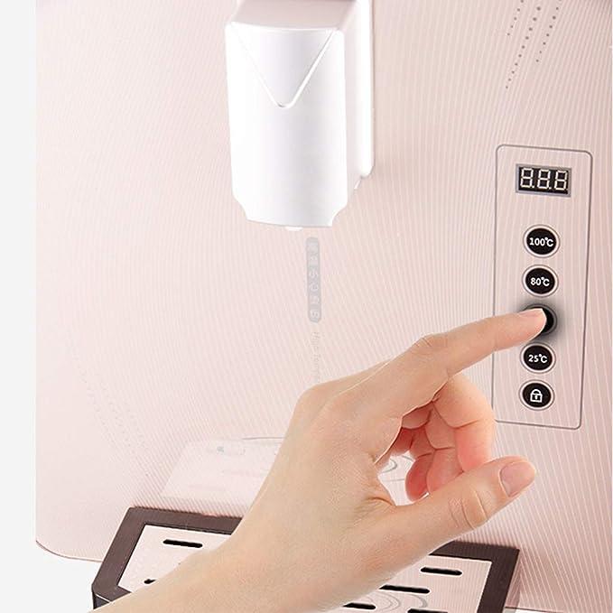 Amazon.com: Dispensador de agua caliente y caliente con ...